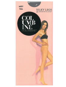 Columbine Sheer Soft & Silky Tight, 15D, Misty product photo