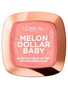 L'Oreal Paris Wake Up And Glow Blush, 03 Melon Berry product photo