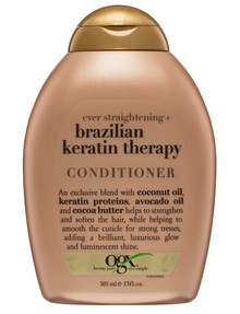OGX Brazilian Keratin Therapy Conditioner 385ml product photo