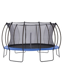 Plum Plum 14ft Deluxe Trampoline with Springs product photo
