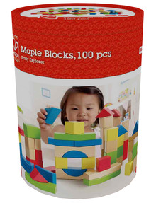 Hape Build Up And Away Blocks product photo