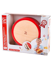 Hape Tap-Along Tambourine product photo