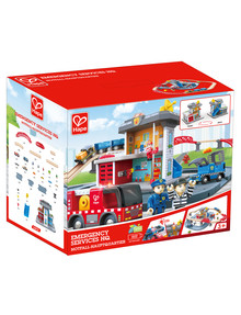 Hape Emergency Services HQ product photo