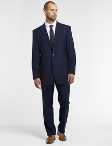 Laidlaw + Leeds Classic Jacket, Navy product photo