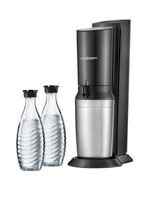 Sodastream Crystal Starter Pack with 2 Glass Carafes, 60L product photo
