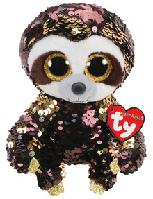 Ty Beanies Sequin Flippable Dangler Sloth product photo