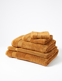 Domani Sorrento Towel Range, Cinnamon product photo