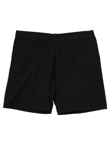 Mac & Ellie Bike Short, Black product photo