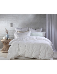 Domani Venice Duvet Cover Set, White product photo