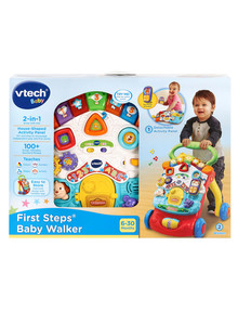 Vtech First Steps Baby Walker product photo