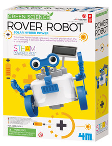 4M 4M Green Science Rover Robot product photo