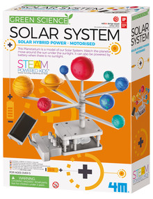 4M 4M Green Science Solar System product photo