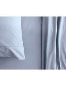 Sheridan Organic Cotton 300 Thread Count Valance, River product photo