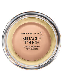 Max Factor Miracle Touch Foundation product photo