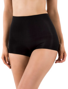 Ambra Powerlites Boyleg Short, Black product photo