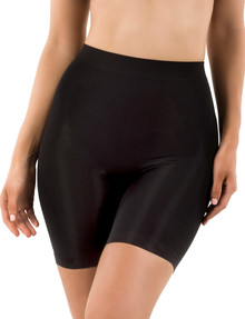 Ambra Powerlites Thigh Shaper Shorts, Black product photo