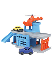 Green Toys Parking Garage product photo