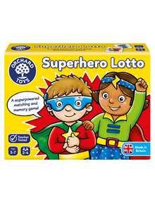 Orchard Toys Superhero Lotto Game product photo