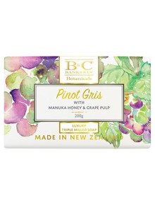 Banks & Co Pinot Gris Soap 200g product photo