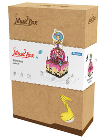 DIY Kits Music Box Princess product photo