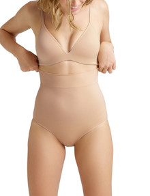 Ambra Killer Figure Ab Shaper Brief, Rose Beige product photo
