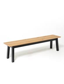 Luca Anker Dining Bench, 1.8m product photo