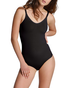 Ambra Powerlite Killer Figure Bodysuit, Black product photo