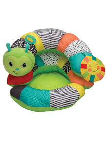 Infantino Tummy Time & Seat Support product photo