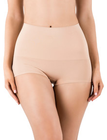 Ambra Powerlites Boyleg Short, Rose Beige product photo