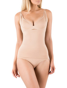 Ambra Powerlites Underbust Camisole, Rose Beige product photo