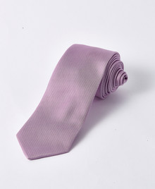 Laidlaw + Leeds Mini Dots Tie, 7cm, Pink product photo