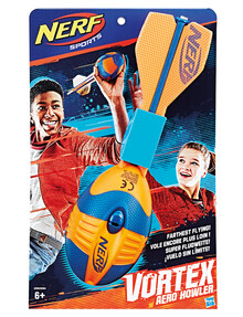 Nerf Vortex Aero Howler Football product photo