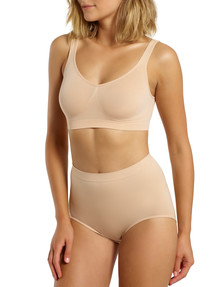 Ambra Bodysoft Shaper Bra, Nude product photo