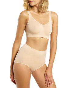 Ambra Bodysoft Full Brief, Nude product photo