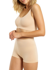 Ambra Bodysoft Boyleg Brief, Nude product photo