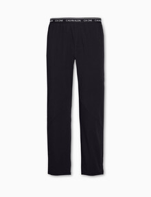 Calvin Klein CK One Sleep Pant, Black product photo