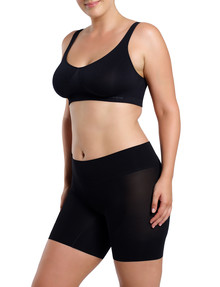 Ambra Curvesque Anti Chafing Short, Black product photo