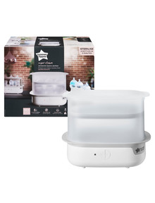 Tommee Tippee Super-Steam Advanced Electric Steriliser product photo