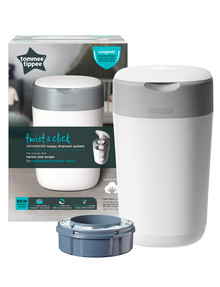 Sangenic Twist & Click Advanced Nappy Disposal Unit product photo