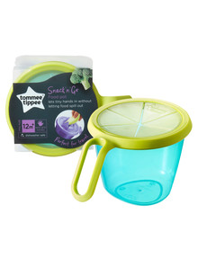 Tommee Tippee Snack 'N' Go Pot, Assorted product photo