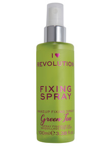 I Heart Revolution Fixing Spray Green Tea product photo