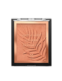 wet n wild Color Icon Bronzer SPF15, Ticket to Brazil product photo