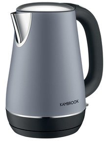 Kambrook Perfect Kettle Blue Grey, KKE630BGY product photo