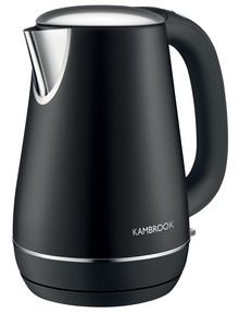 Kambrook Perfect Kettle Matte Black, KKE630MTB product photo