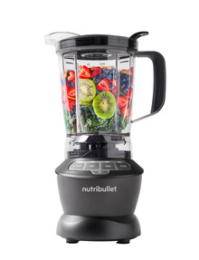 NutriBullet 1000W Combo Blender, Black, NBF07500-1008DG product photo