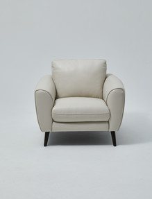 LUCA Lennox Chair, Frost product photo