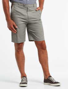 Savane Freedom Flat Front Short, Taupe product photo