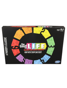 Hasbro Games Game of Life Quarter Life Crisis product photo