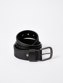 Chisel Heavy Duty Work Belt, Black product photo