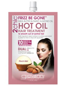 Giovanni 2chic Frizz Be Gone Hot Oil Treatment product photo